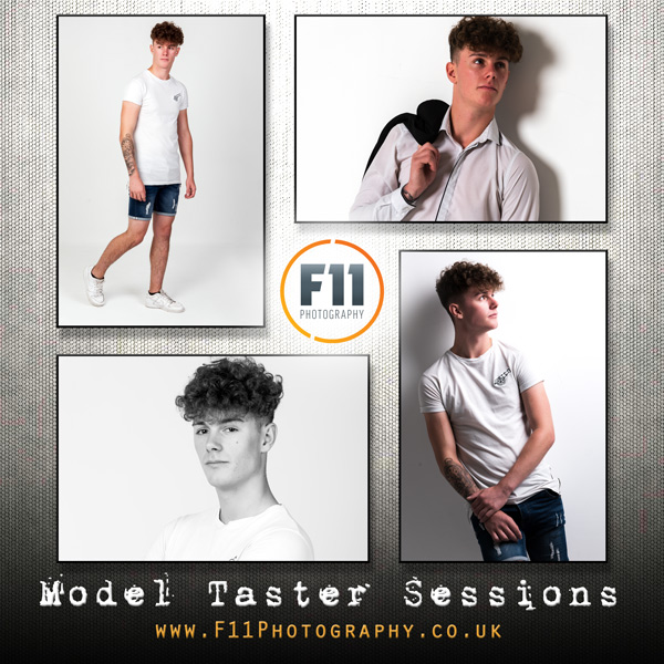 Model portfolio taster sessions for actors, dancers and entertainers