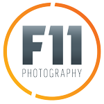 F11 Photography Logo - Warrington, Cheshire photographers